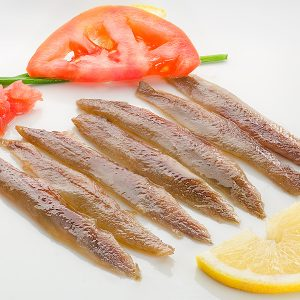 Anchoas ahumadas