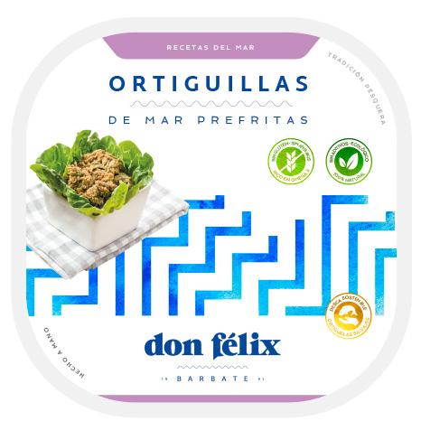Ortiguillas - Pescados Don Félix