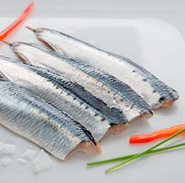 Lomos de sardinas crudas - Pescados Don Félix